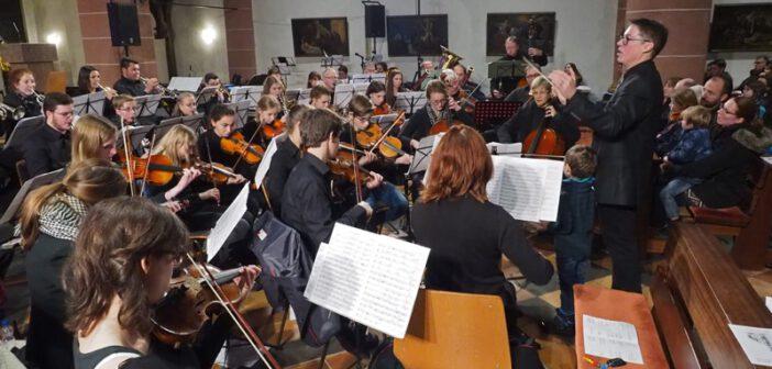 Abwechslungsreiches Konzert begeistert das Publikum