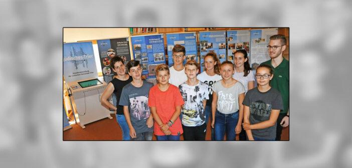 Ausstellung zum jüdischen Leben: Wenn Schüler Geschichte erzählen
