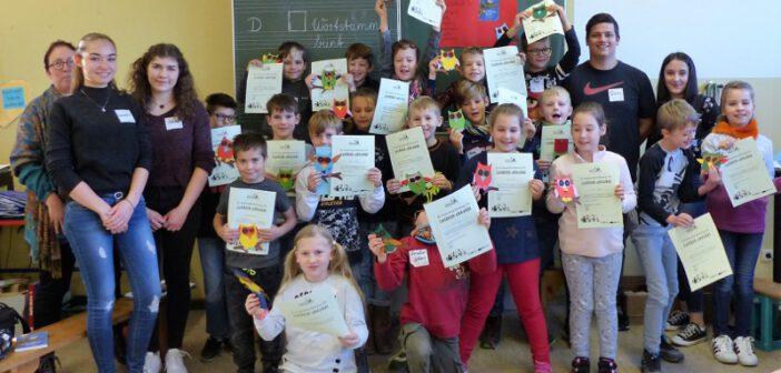 Gymnasium Hermeskeil aktiv beim Bundesweiten Vorlesetag