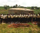 Unsere Füße für Uganda – Bau eines Wassertanks erfolgreich abgeschlossen
