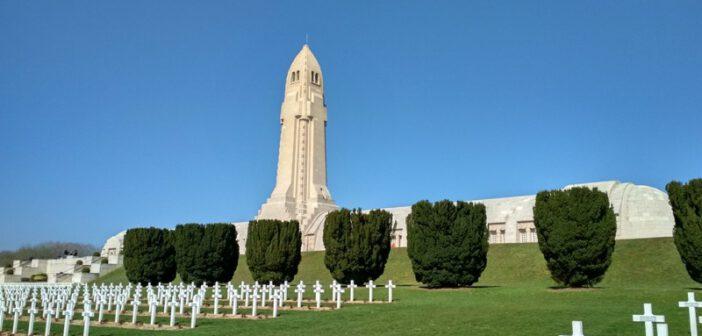 Geschichts-Exkursion der Jahrgangsstufe 9 nach Verdun