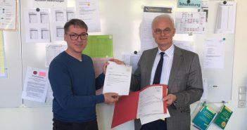 Mario Düpre ist neuer Schulleiter am Gymnasium Hermeskeil