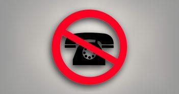 Eingeschränkte telefonische Erreichbarkeit am Montag, 02. März 2020